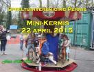 Mini-kermis 22 april 2015