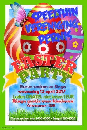 Copy of Easter Party