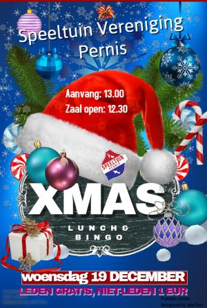 Kerstlunch