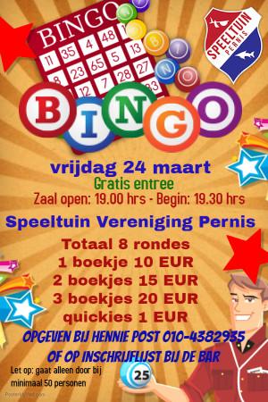 Copy of Bingo